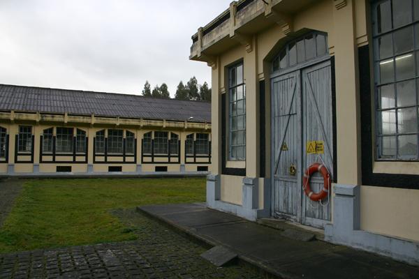 Vista actual de la planta de Cañás