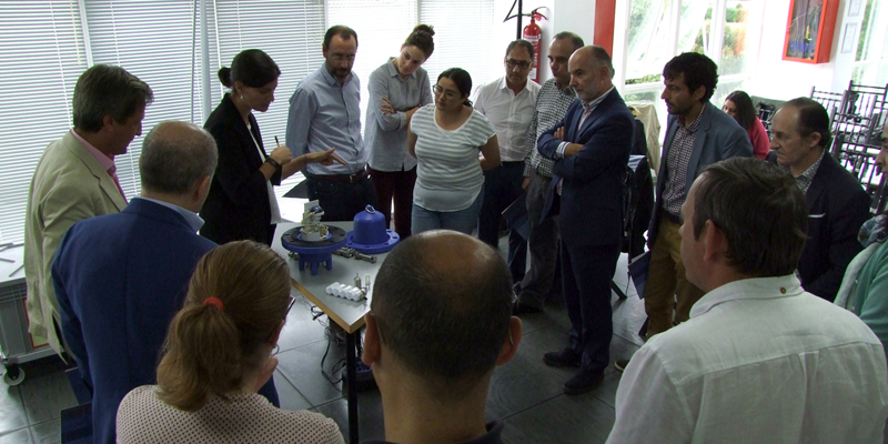 Demostración CFIS-Ecopharma