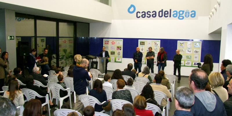 Premios del IV concurso 'Vida Silvestre do Encoro de Cecebre'