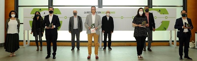 Emalcsa, premiada en el Congreso Nacional del Medio Ambiente