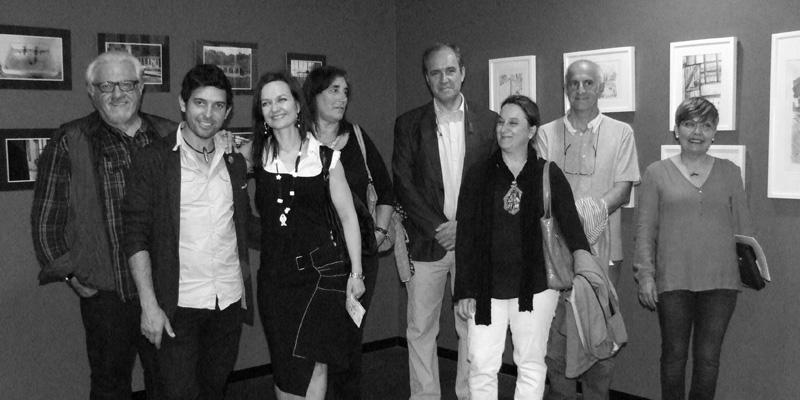 Oito artistas retratan o rostro da ETAP de Cañás