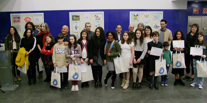 Premios do IV certame 'Vida Silvestre do Encoro de Cecebre'