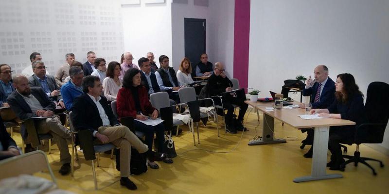 O modelo de xestión do encoro de Cecebre protagoniza o primeiro seminario da Cátedra Emalcsa