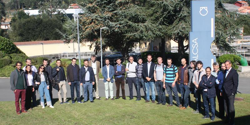 Emalcsa e Improving Metrics organizan un encontro sobre o proxecto europeo BRAIN-IOT